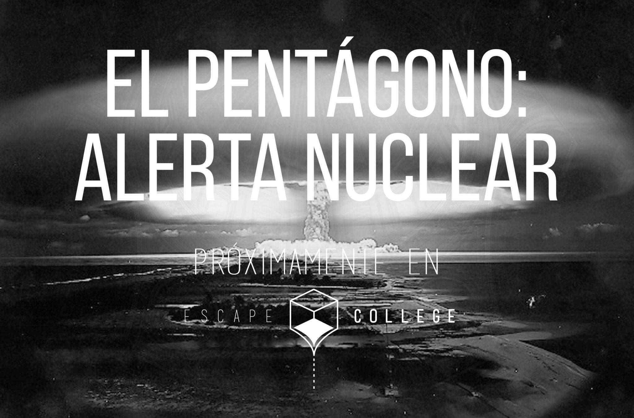 Escape Room: El Pentagono