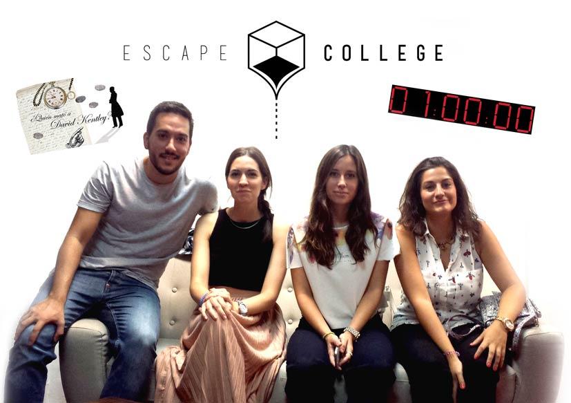 Grupo de usuarios de Escape Room