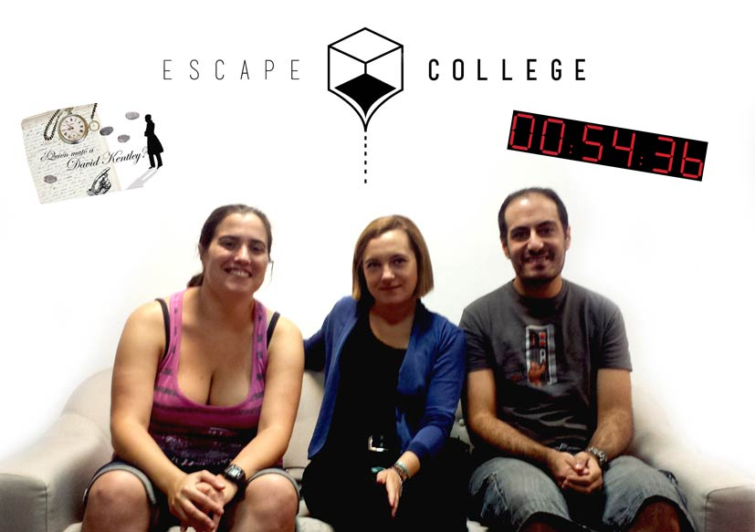 Clientes satisfechos con experiencia Room Escape Madrid