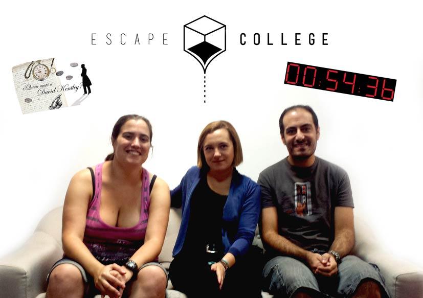 Clientes satisfechos con experiencia Room Escape Madrid