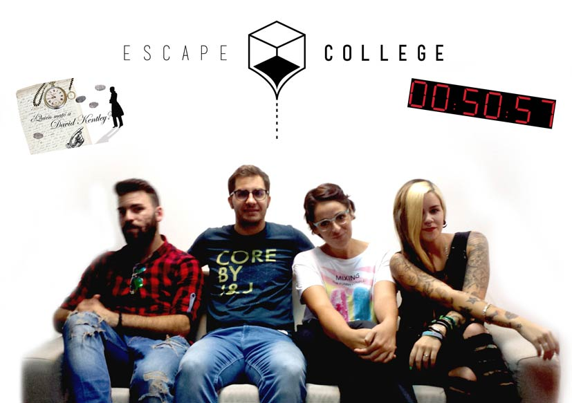 Escape Rooms Madrid Bloggers