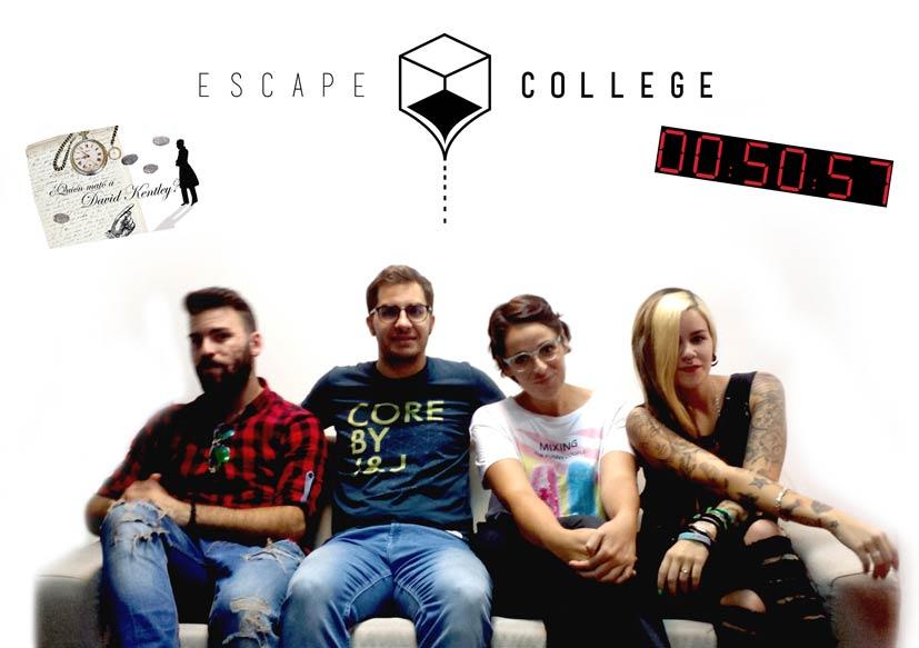 Escape Rooms Madrid Bloggers