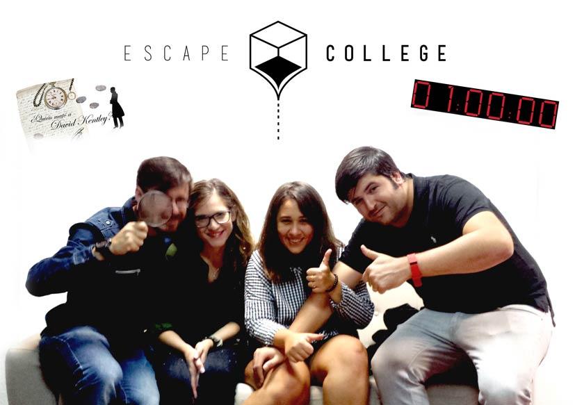 Opiniones de grupos Escape Room