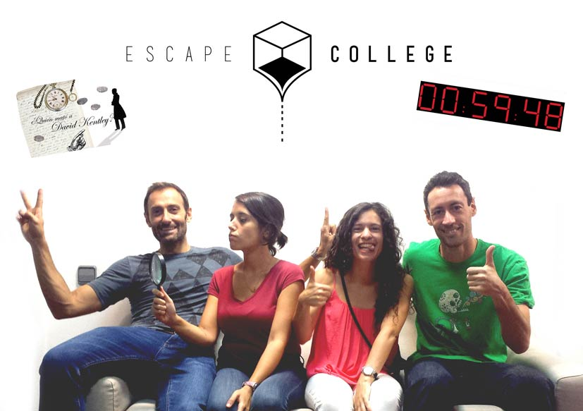 Grupos y opiniones Escape Room Madrid
