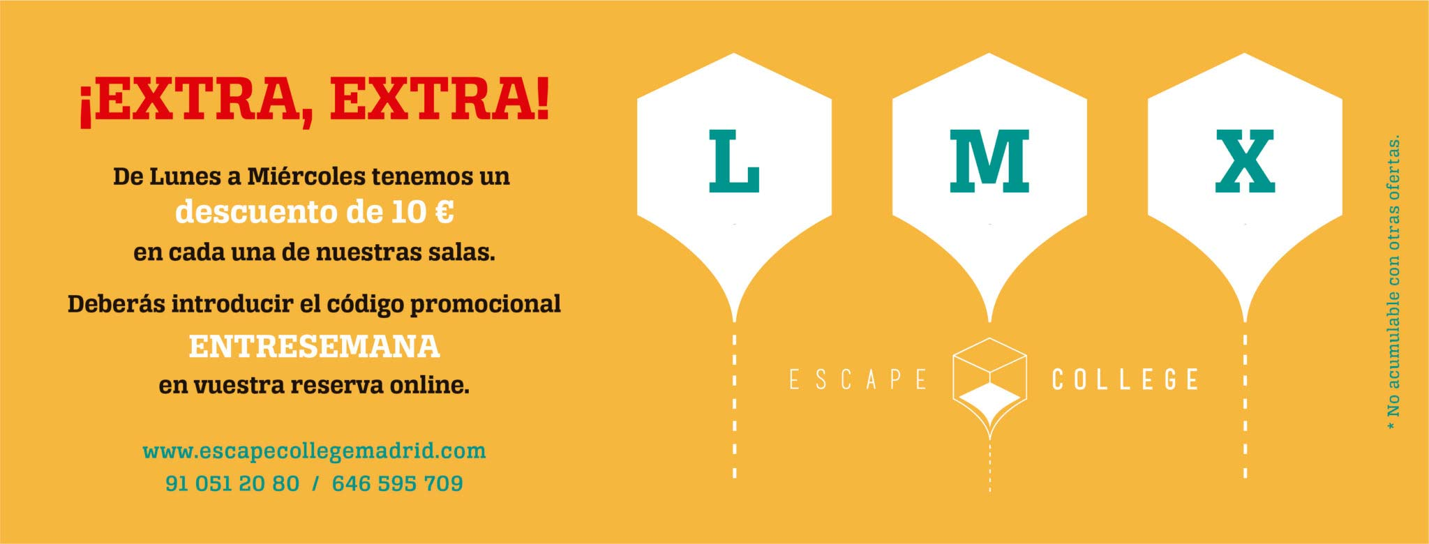 Escape Room Para Dos Personas Madrid
